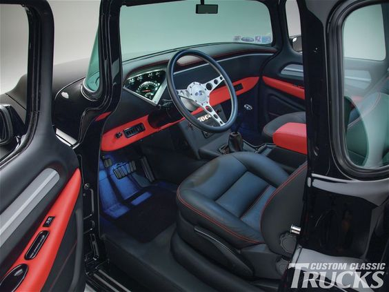 1955 chevrolet stepside interior 55 59 chevy pickups pinterest cars interiors and 1955. Black Bedroom Furniture Sets. Home Design Ideas