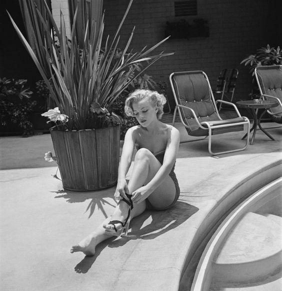 マリリン・モンロー 軌跡を写真で振り返る(画像集)