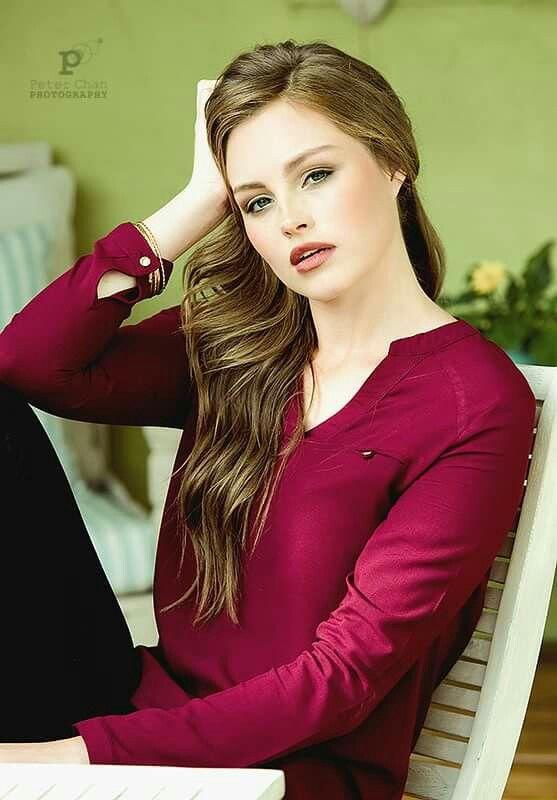 MUA: Berna Terblanche  Photographer: Peter Chan Fashion Photographer  Model: Ankia B - Boss Models South Africa
