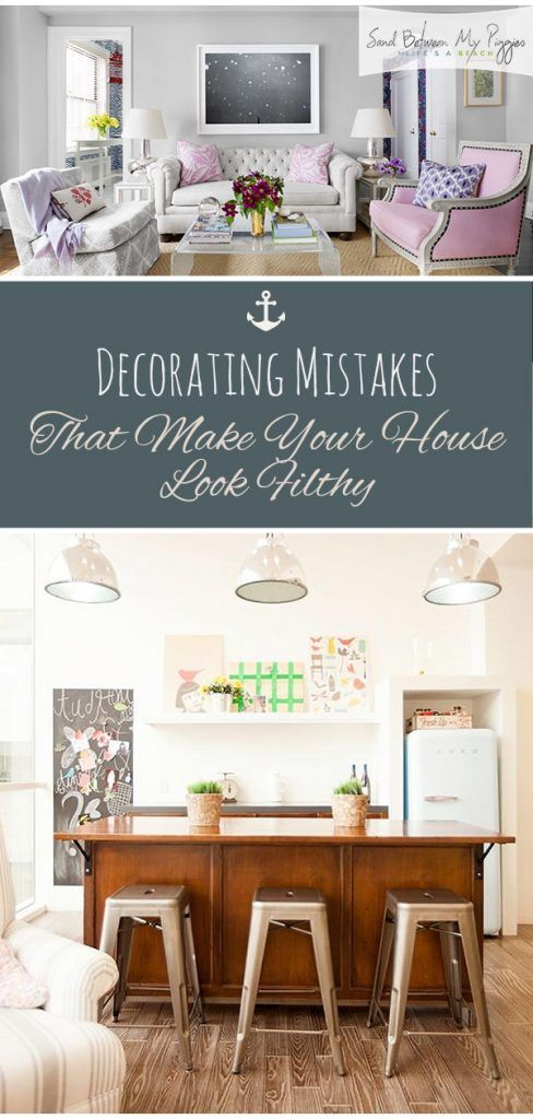 Surprisingly Cute Top Decorating Mistakes