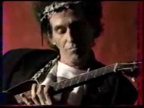 keith richards blues acoustic - YouTube