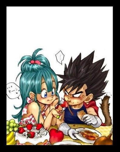 Dragon ball z bulma naked pussy vore can