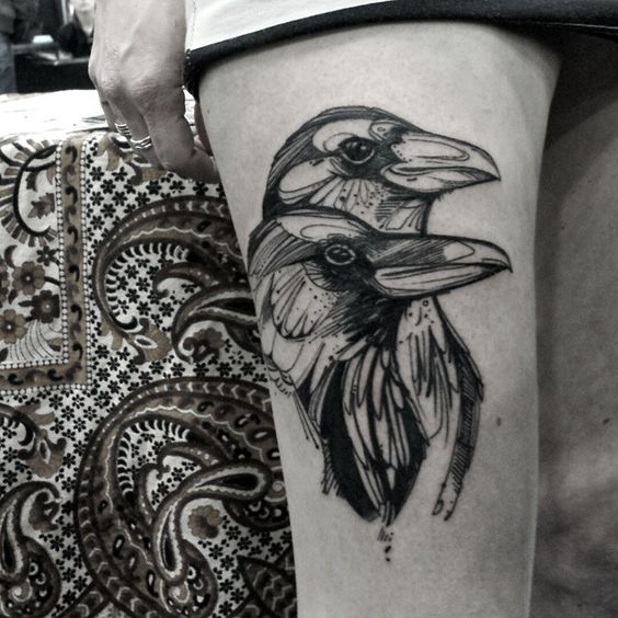 Quebec Tattoo Shops : Vicky Filiault