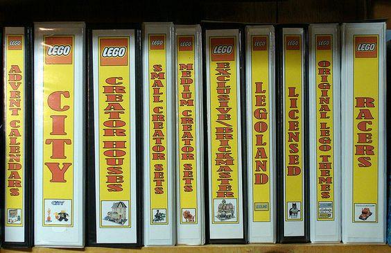 Lego Instruction Manuals