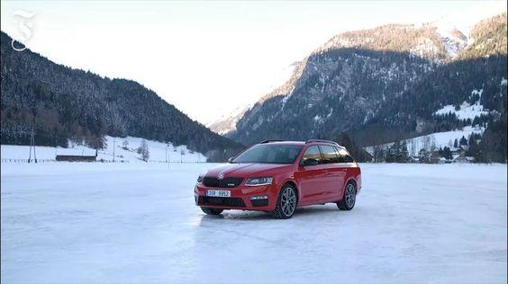 Škoda schickt den Octavia RS jetzt auch mit Allradantrieb auf die Reise.