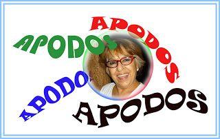 lapeppi: APODOS... ¿SABES COMO LE DICEN A…..?