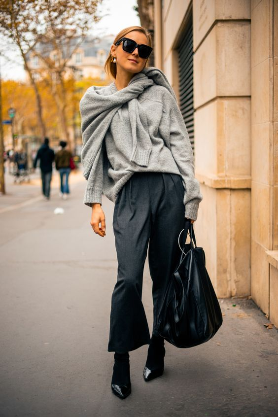 The Very Best Street Style From Paris Fashion Week