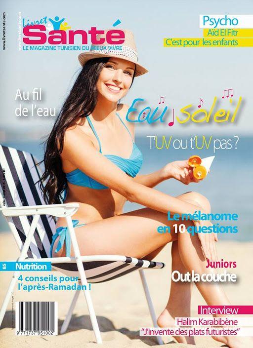 Magazine Livret Santé n85 Aout 2015