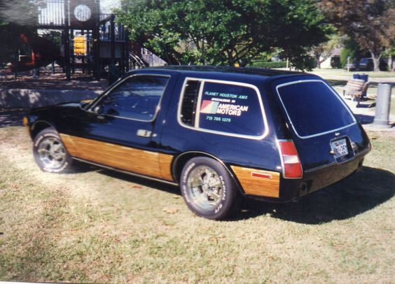 '78 AMC Pacer Woody Wagon