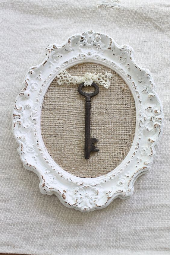 Idea for skeleton key to my Milford bedroom?: