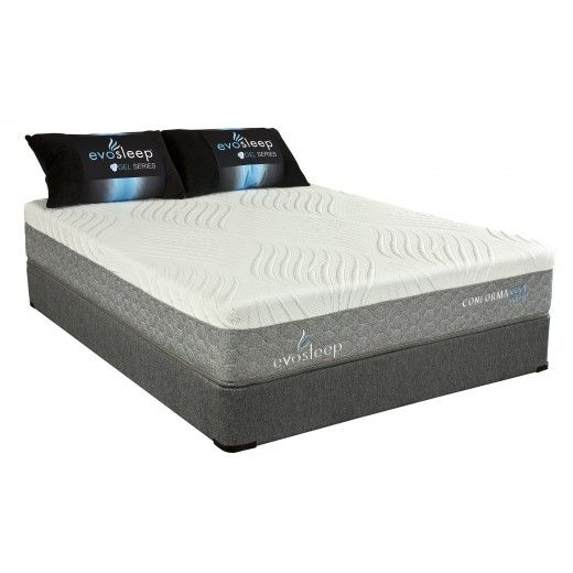 Sherwood Conforma Cool Perfection 5 0 Mattress Los Angeles Mattress Mattress Sales Best Mattress