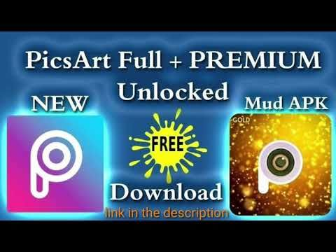 Picsart Free Download For Android Paid Version 109 July 2020 Youtube In 2020 Android Pay Picsart Free Download