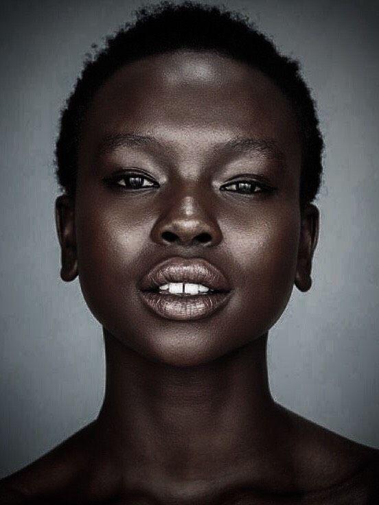 Pin by Emmanuela on Melanin Queens | Dark skin women, Woman face, Skin  complexion