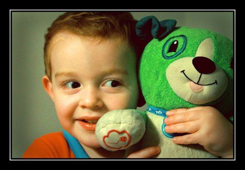 Check out this BabyCenter photo contest: My Favorite Toy