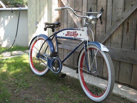 Pictures of vintage bicycles | Vintage and Used Bicycles in Cambridge » Blog Archive » 1931 ...