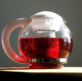 Pitadinha: Chá de hibisco