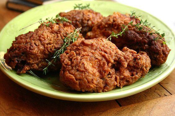 Buttermilk Brined Southern Fried Chicken