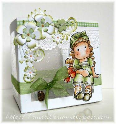 What a cute Magnolia Idea