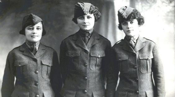 """World War One's Forgotten Female Shell-Shock Victims: Hysteria was considered an inadequate, and emasculating, explanation for a soldiers' mental health. If a woman at home in London could experience comparable mental distress to those in France and elsewhere, then not only would men no longer be the only ones """"under fire;"""" women's minds could be seen as equivalent to men's, and their suffering just as great."""