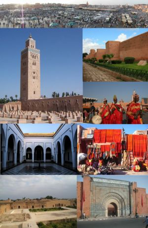 Marrakesh - Wikipedia, the free encyclopedia