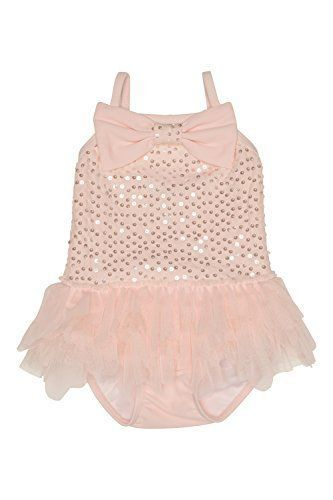 Twinkle Pink Swimsuit Newborn to 6 Years Now in Stock