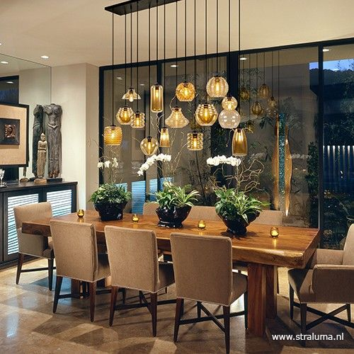 Pin By Rahat Afzal On Lightning Dining Table Lighting Dining