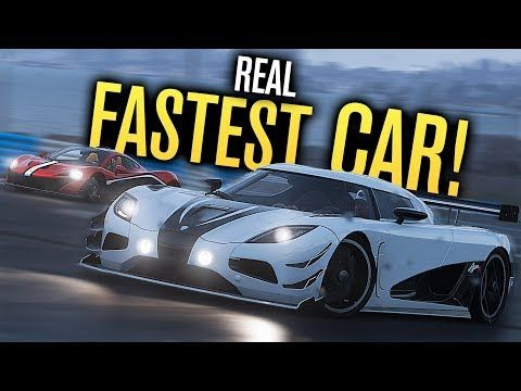 The Real Fastest Car In The Crew 2 Youtube