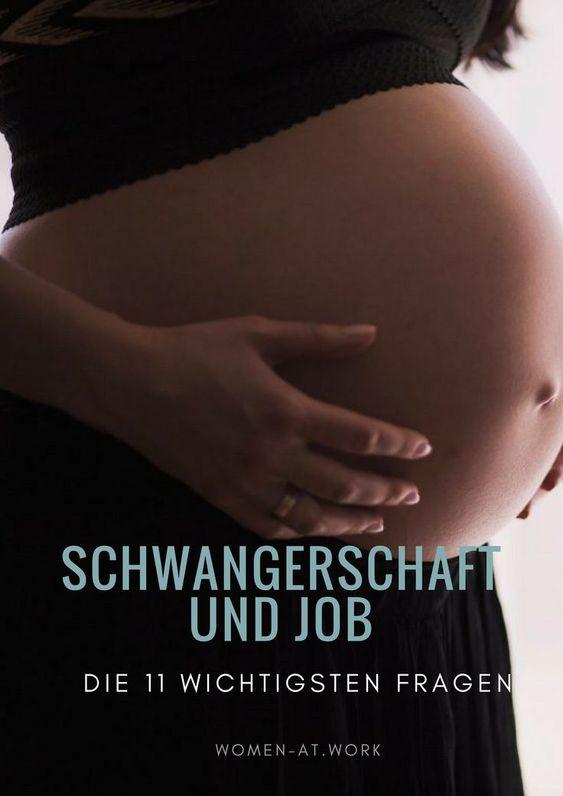 Glückwunsch – du erwartest ein Baby! Weil der Gesetzgeber werdende Mütter unter besonderen Schutz stellt, gelten im Berufsleben nun spezielle Regeln. Was du jetzt wissen solltest - die 11 wichtigsten Fragen und Antworten.