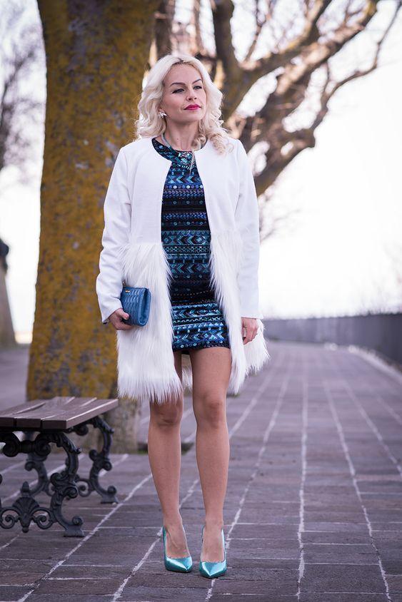 vestito con paillettes - It-Girl by Eleonora Petrella