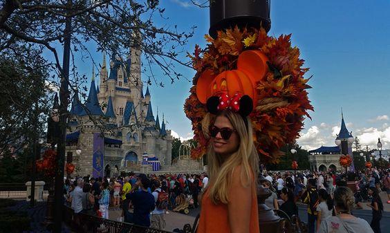 Hier zeige ich Euch Impressionen aus dem Disney World Orlando, Florida.