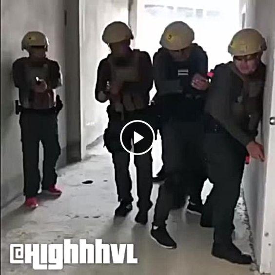 Policial errou o alvo que perigo.