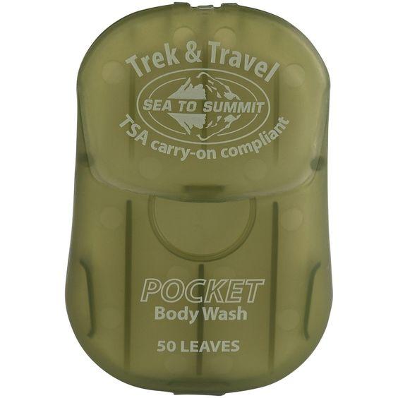 Pocket Body Wash, resetvål