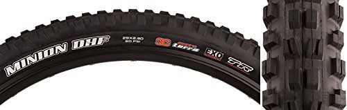 EXO TR 60tpi Black 26 X 2.1 Maxxis Crossmark II Folding Tyre