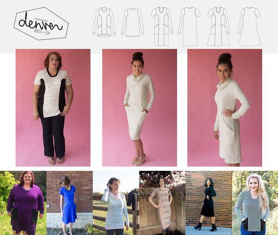 Pattern Anthology - The original sewing pattern design collaboration