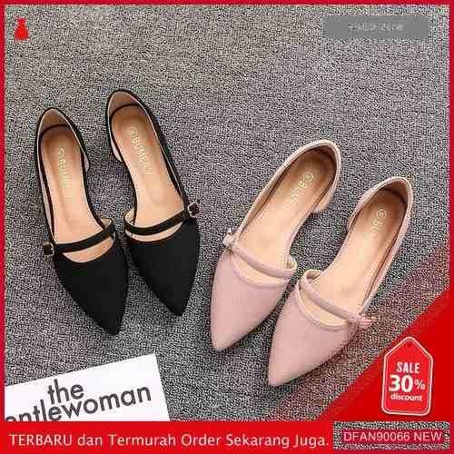 Jual Dfan90066r347 Sepatu N Sandal Rs08x0347 Wanita Flatshoes Terbaru Shoes Fashion Mule Shoe