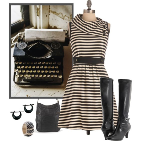 """LOVE THIS! """"A Little Bit of Luddite"""" by exaybachay on Polyvore"""