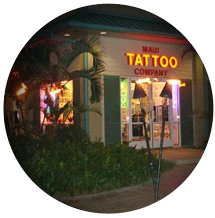 "Maui Tattoo Company has been the premier tattoo studio in Kihei, Maui for the past 12 years. Located in the ""Barmuda Triangle"" in beautiful Kihei."