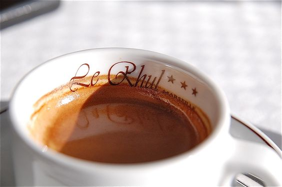 I love cappuccino!