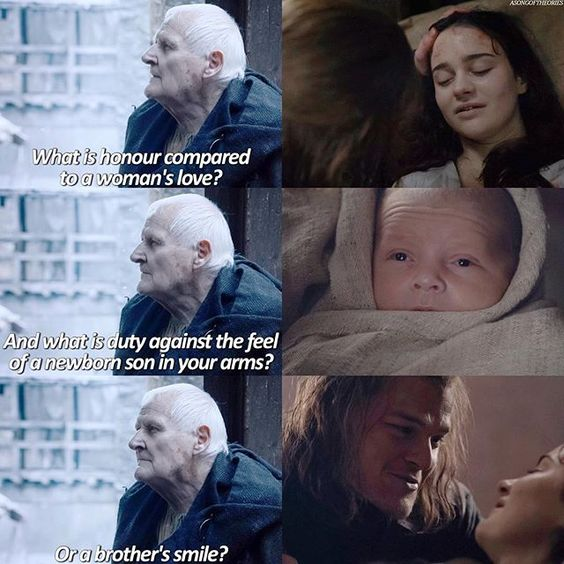 ⠀ The season six finale, Winds of Winter, has finally confirmed one of the most popular and well evidenced theories within the community: that Jon Snow's parents are Lyanna Stark and Rhaegar Targaryen. Reveals, such as this, however only last a few days until fans start to speculate and in the process come to further assumptions. This theory, that Maester Aemon may have known of Jon's mysterious parentage all along, is a prime example of this wonderful cycle.  In season one, when Jon Snow…