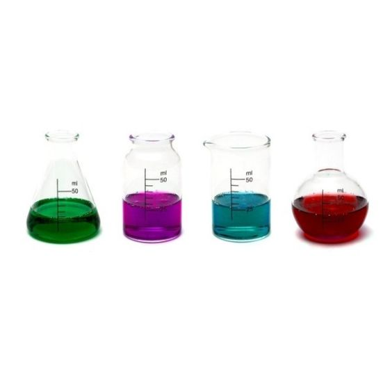 Channel your inner mad scientist with these Chemical Shot Glasses, perfect for a #Halloween #Party