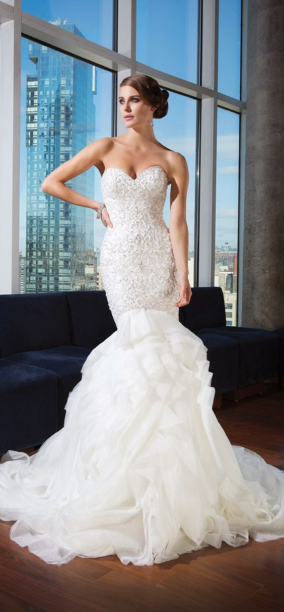 Justin Alexander Signature Spring 2014 Bridal Collection