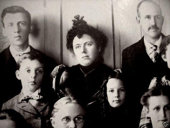 Familles - Photos anciennes et d'autrefois, photographies d'époque en noir et blanc