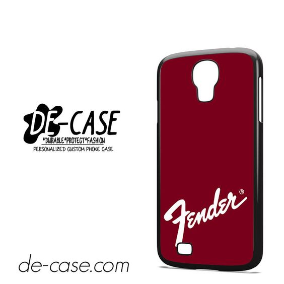 Fender Guitar Logo DEAL-4160 Samsung Phonecase Cover For Samsung Galaxy S4 / S4 Mini