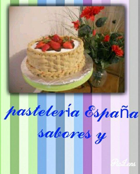 Pasteleria españa.