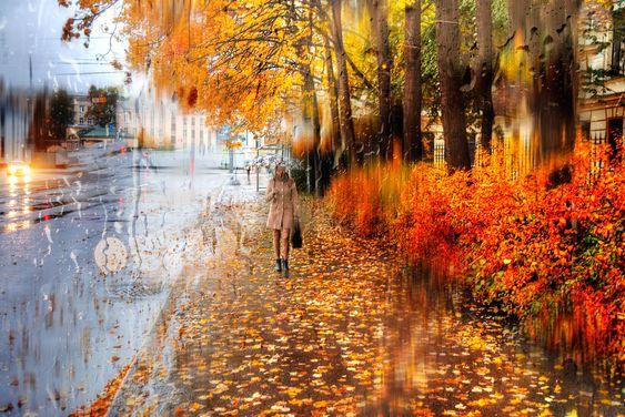 Осенние фотографии...