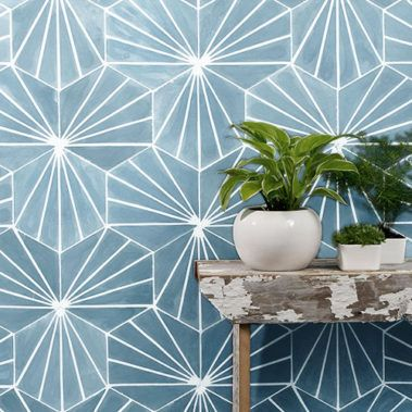 Roni Hex | Garden State Tile