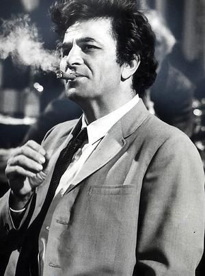 """""""...things aren't really what they seem to be, are they?"""" - Columbo """"Suitable for Framing"""" (1971)"""