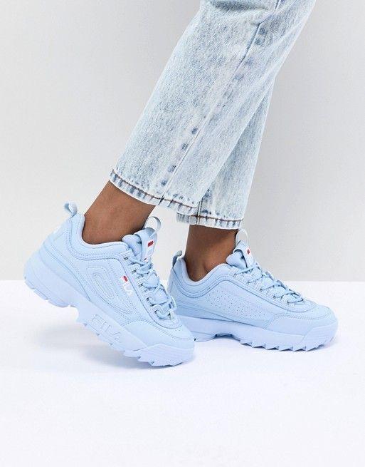 Fila   Fila Disruptor Sneakers In Blue