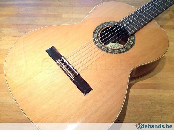 Cuenca 20 klassieke gitaar - Te koop