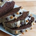 Double Chocolate Peanut Butter Banana Bread